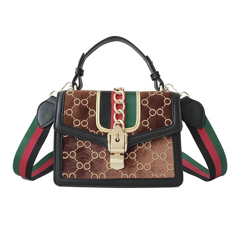 Luxury Handbag Women Bag Designer Women's Bag Women Crossbody Messenger Bags Shoulder Leather Handbags Famous Brand
