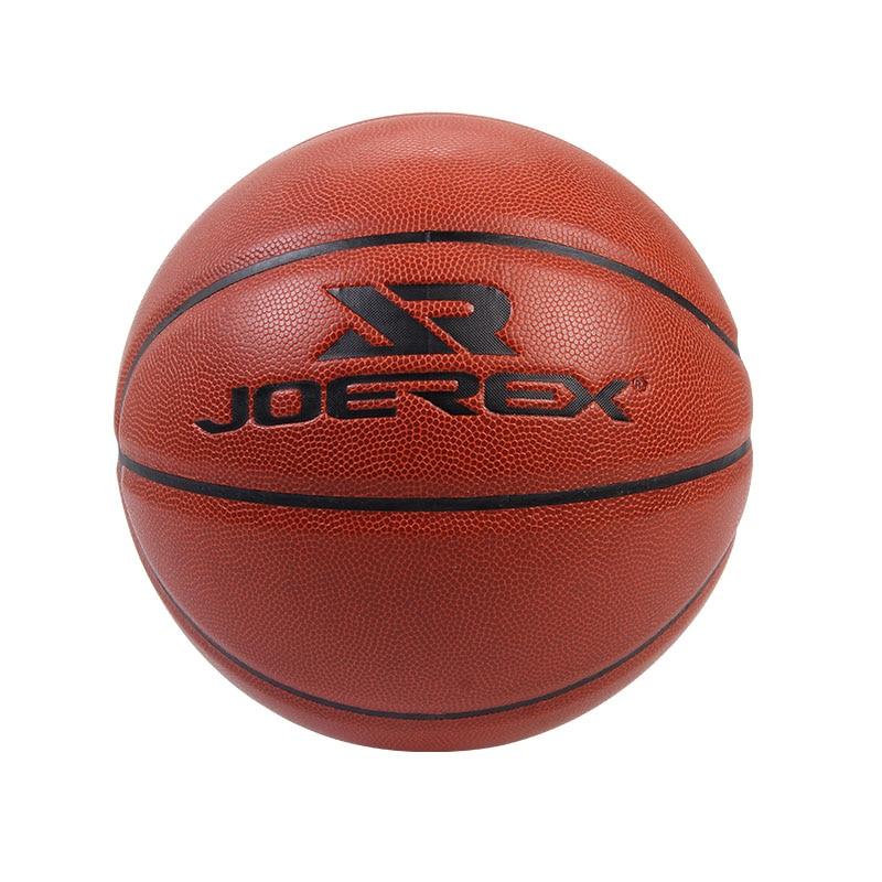 JOEREX Official size 7# Cow leather A Grade Basketball Playing ball Outdoor Training Equipment Basketball Balls