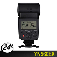 Original YongNuo YN 560EX TTL Flash 5600k with Display Screen Save the Current Settings Automatically for Nikon Canon camera