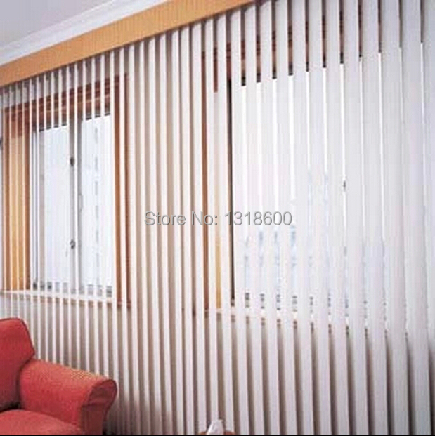 Y Series High Quality Customized PVC Vertical Blinds Curtain For Office Home Y04