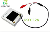 HAILANGNIAO 1SET DSO112A TFT Mini Digital Oscilloscope Touch Screen Portable USB Oscilloscope Interface 2MHz 5Msps
