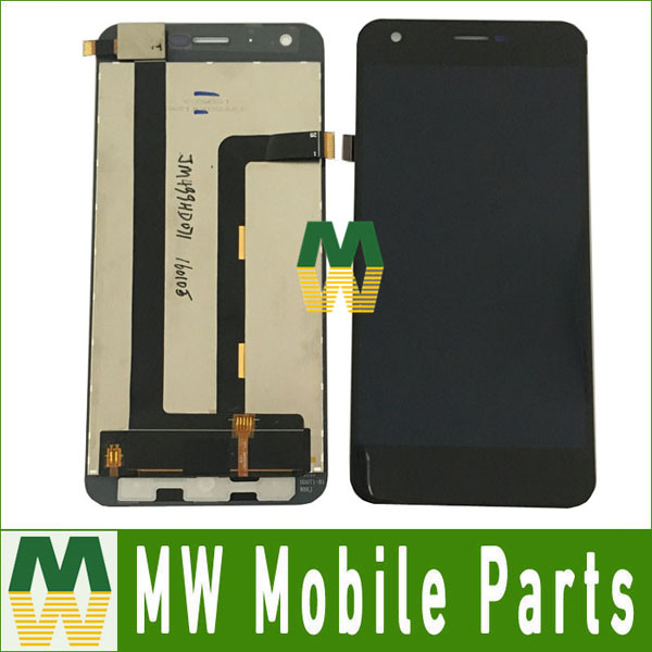 1PC/Lot High Quality For ZOPO ZP350  LCD Display + Touch Screen Digitizer Replacement Part Black White Color 5pcs lot official original new a quality screen for 6s lcd display black white