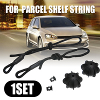new arrival New Arrival 1 set Rear Parcel Shelf String Holding Strap Cord Accessories For Car Truck Stowing Tidying (1)