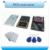 Envío libre Proxmark3 Fácil V3 Kits de DESARROLLO desarrollar traje nfc RFID lector de proximidad/em4x tarjeta uid cambiable tarjeta 13.56 MHZ clon grieta