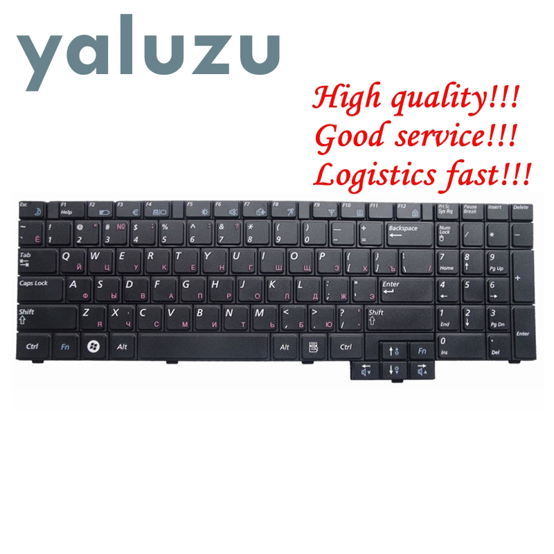YALUZU RU black New FOR Samsung R528 R530 R540 R620 R517 R523 RV508 R525 Laptop Keyboard Russian BLACKYALUZU RU black New FOR Samsung R528 R530 R540 R620 R517 R523 RV508 R525 Laptop Keyboard Russian BLACK