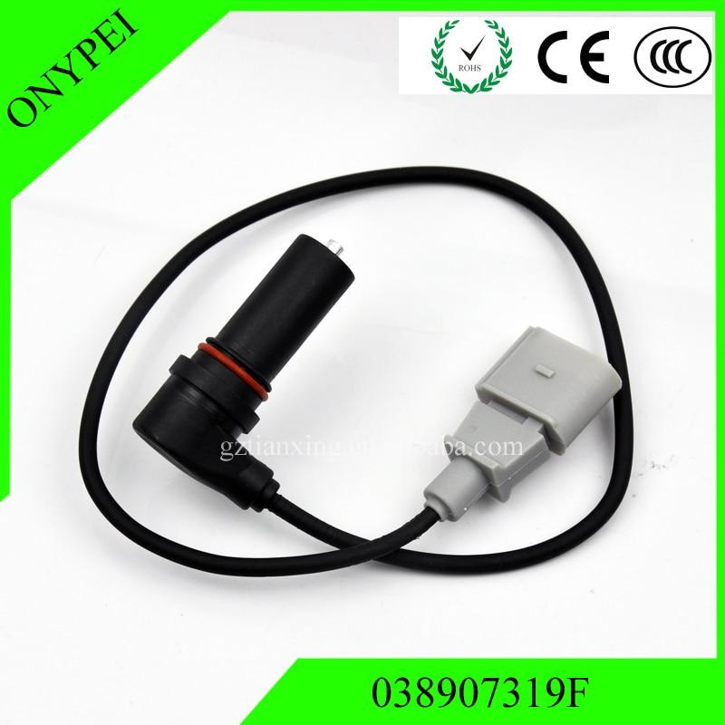 038907319F 038907319A Crankshaft Position Sensor For Audi