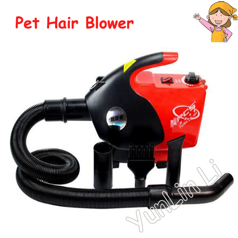 Pet Hair Drying Machine Household Warm & Hot Pet Dryer Dogs And Cats Hair Dryer 2600W CP-101