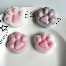 고양이 발톱 Squishy 귀여운 소프트 프레스 Squishies 미니 Squishy 장난감 전화 스트랩 스트레스