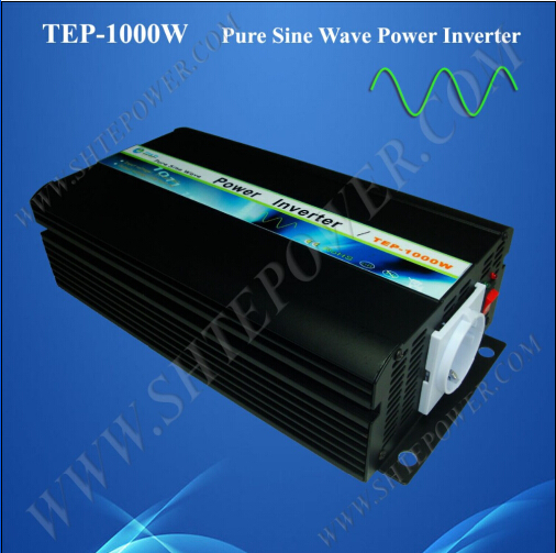 цена на DC to AC 24v 220v CE ROHS 1000w pure sine off grid inverter