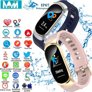 QW16 Smart Bracelet Watch Men