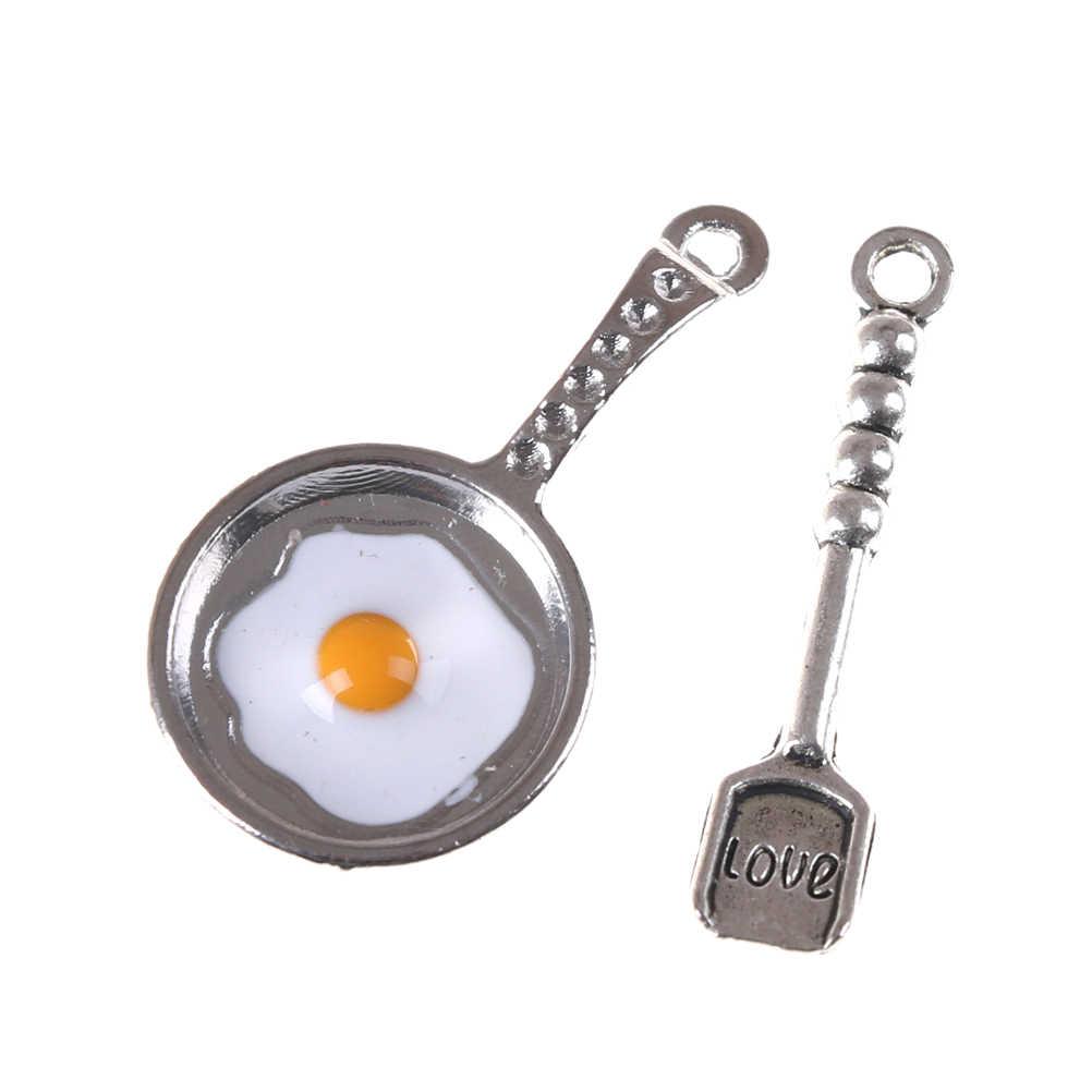 Domek dla lalek mini garnek kocioł z pokrywką czajnik domek dla lalek miniaturowe naczynie kuchenne akcesoria kuchenne zagraj w zabawka kuchenna akcesoria