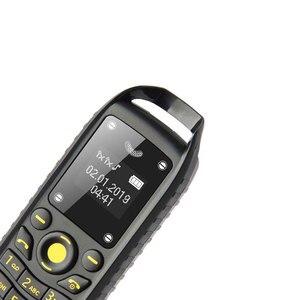 Image 5 - Mosthink Super Mini Da 0.66 Pollici 2G Del Telefono Mobile B25 Senza Fili di Bluetooth del Trasduttore Auricolare a mano libera Auricolare Sbloccato Cellulare Dual SIM carta