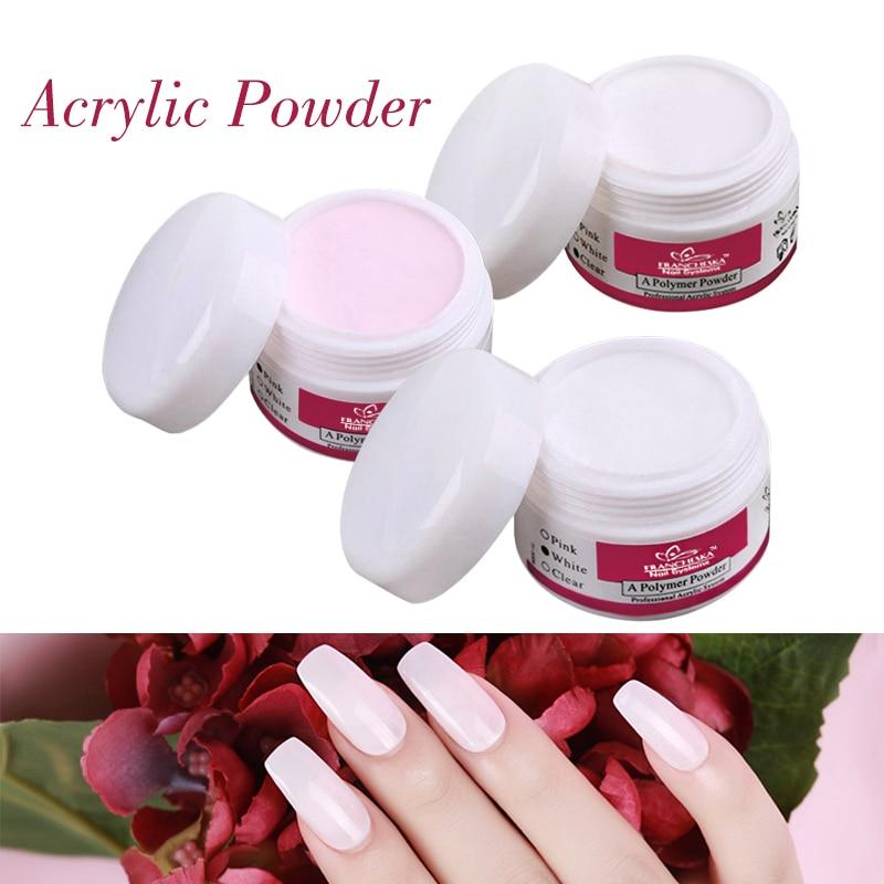 Francheska 30g 3 colors acrylic dip powder copo acrilico polvos acrilicos protez tirnak seti nageldesign nails acryl likit