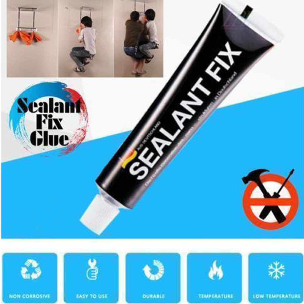 1Pcs Strong 6ml Glass Glue Silane Polymer Metal Adhesive Sealant Fix For Stationery Glass Jewelry Crystal Adhesive Glue