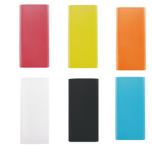 Silicone Case for Xiaomi Power Bank 3 Generation 20000mAh PLM07ZM Rubber Shell Cover Bags for Portable External Battery Pack(China)