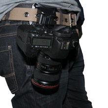 Yakalama Kamera bel kemeri Kılıfı Hızlı Bırakma Askı Toka DSLR Kamera için