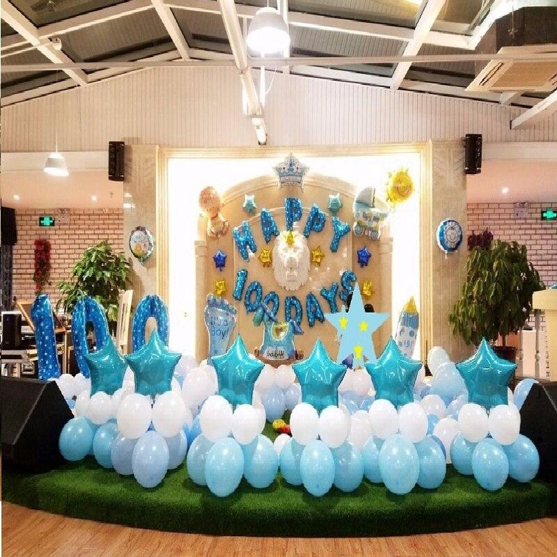13pcs/set 18 Inch Five Star Shape Column Balloons Wedding Birthday New Year Party Aluminum Foil Balloon Marriage DIY Decoration Сумка