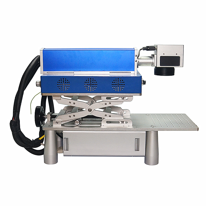 Rotary Axis Optional 150x150 FB-01 Fiber Laser 20W With Free Industrial  Protective Glasses For Metal Stainless Steel