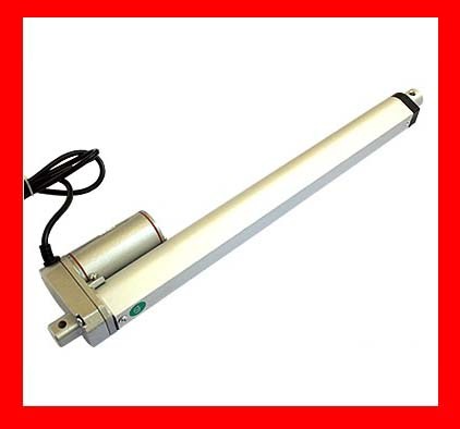 27inch/675mm stroke linear actuator for recliner chair parts , 1000N/100kgs load 12v lin ...