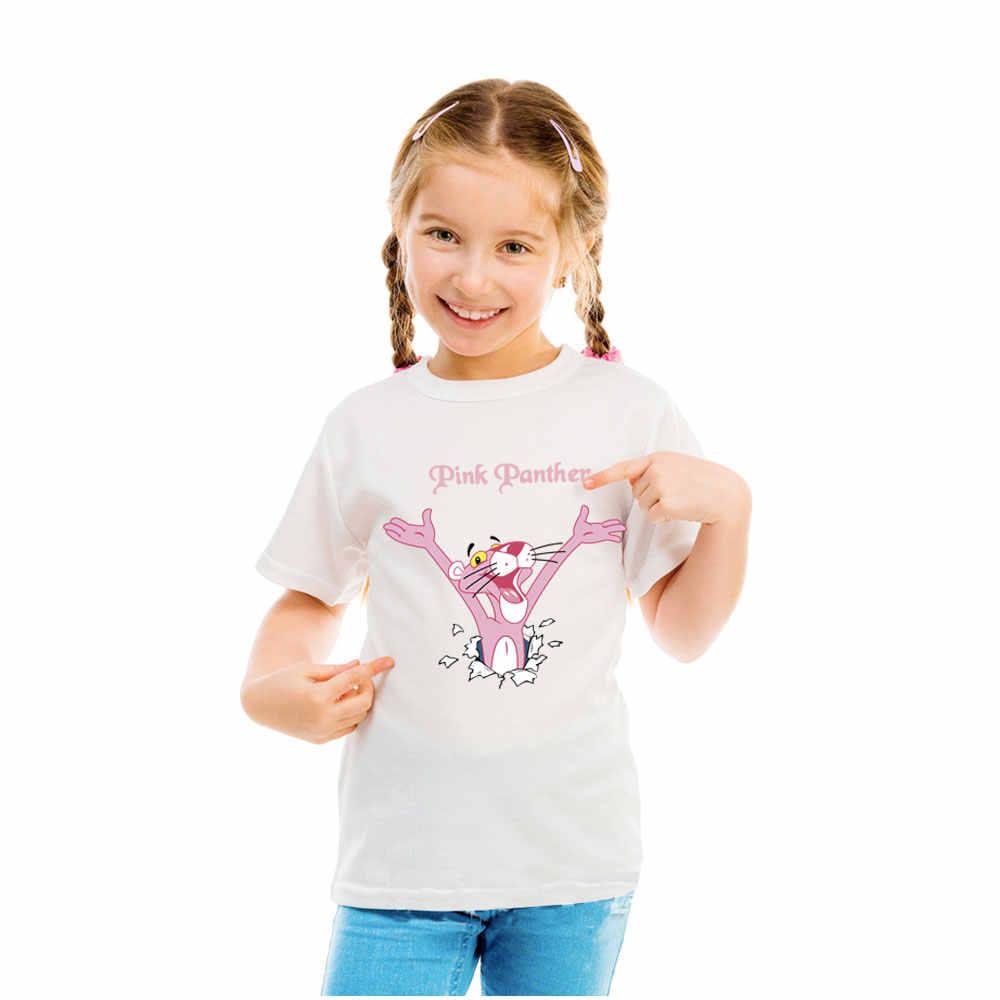 1 шт. Популярные Мультяшные животные Розовая пантера железная наклейка одежда теплопередача аппликация нашивки Одежда для животных DIY ремонт значок