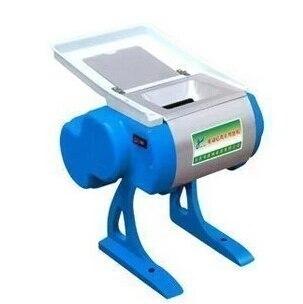 Электрический мясо машина для нарезки мяса срез Мясорубки для продажи дома Применение производства: 50 кг/час s 7