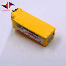 2600mAh 22.2v 40C 6S LYNYOUNG lipo battery for RC Drone Aircraft Glider Helicopter Car Model plane lipo battery