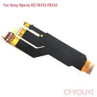 Per Sony Xperia XZ F8331 F8332 USB da Connettore Dock di Ricarica Porta Cavo Della Flessione