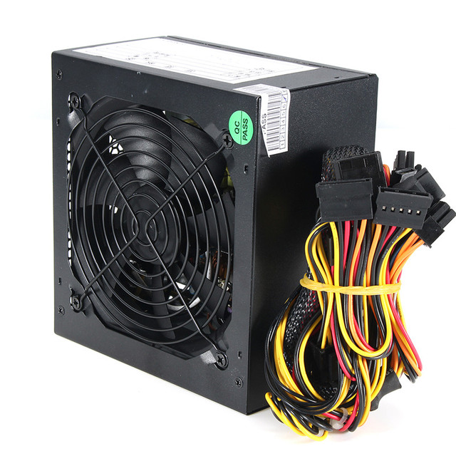 High Quality 1000W Computer PC Power Supply for CPU 4