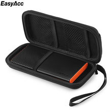 EasyAcc Powerbank case EVA Pouch Case for for Anker Rock PISEN Baseus External Battery Case Portable Customized Travel Pounch(China)