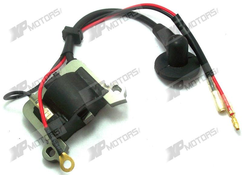 2-х тактный двигатель Катушка зажигания для 33cc 43cc 47cc 49cc 50cc Карманный DIRT BIKE ATV Скутер