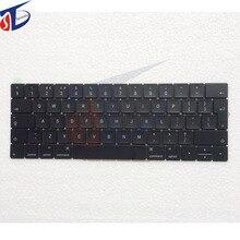 Идеально подходит для MacBook Pro 13.3 ''Retina a1706 Великобритании Большой Введите клавиатура без подсветки год
