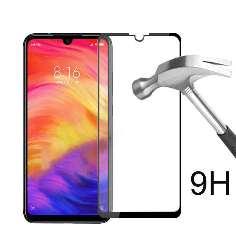 กระจกนิรภัยสำหรับ Xiaomi Redmi หมายเหตุ 7 5 6 Pro S2 6 6A 5A ปกคลุมเต็มหน้าจอป้องกันฟิล์มสำหรับ Redmi 6 Pro 5 Plus หมายเหตุ 5A