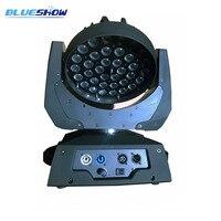 No tax custom by air,Zoom Moving Head Wash Light LED 36x10W RGBW 4in1 or 36x12w 5in1 or 36x15w 6in1 Stage Power corn