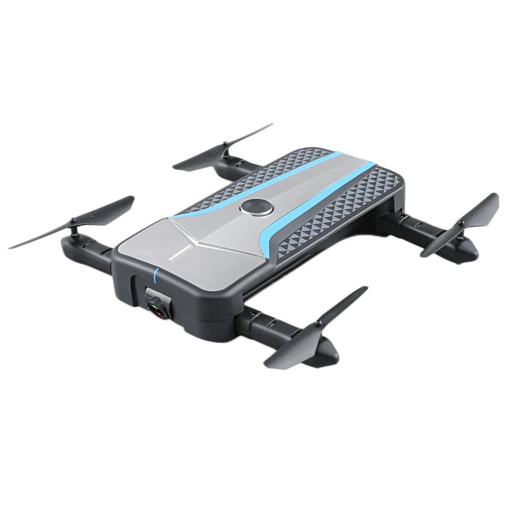 Foldable Aircraft UAV Quadcopter Drone APP Remote Altitude Hold Speed Adjustable Optical Positioning Auto-Follow H62 JJRC jjr c jjrc h43wh h43 selfie elfie wifi fpv with hd camera altitude hold headless mode foldable arm rc quadcopter drone h37 mini