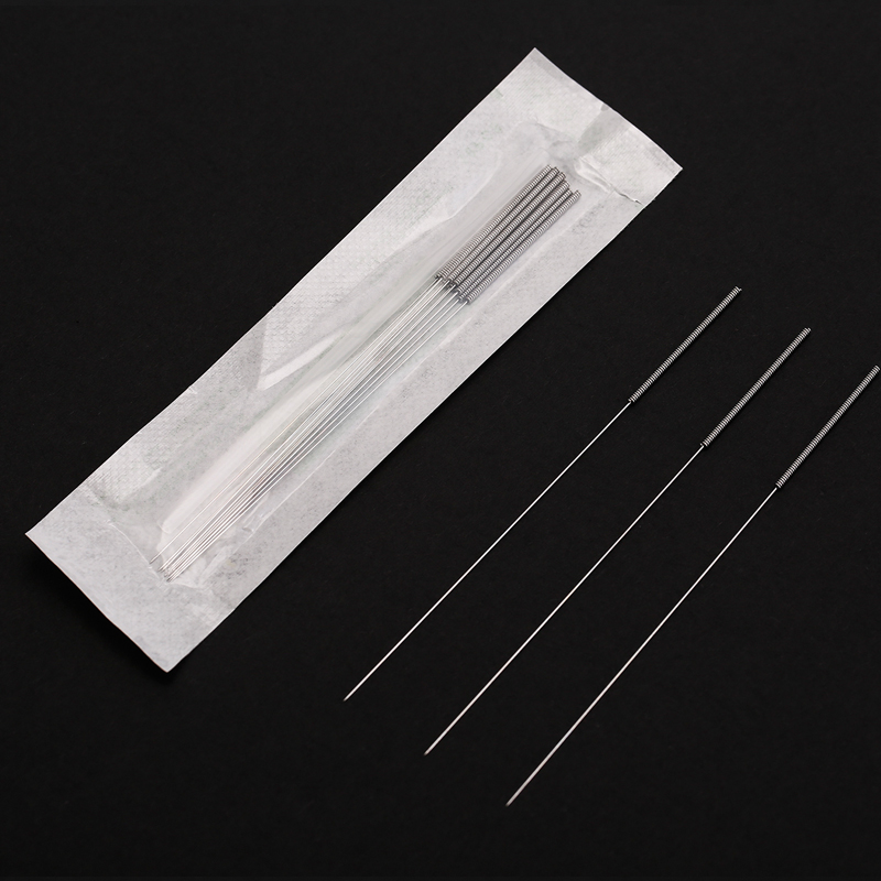 5000 pieces/box Zhongyan Taihe Disposable Acupuncture Needle for single use beauty massage cofoe 500pcs box acupuncture needle single use disposable sterile acupuncture needle beauty massage handle medicine acupuncture