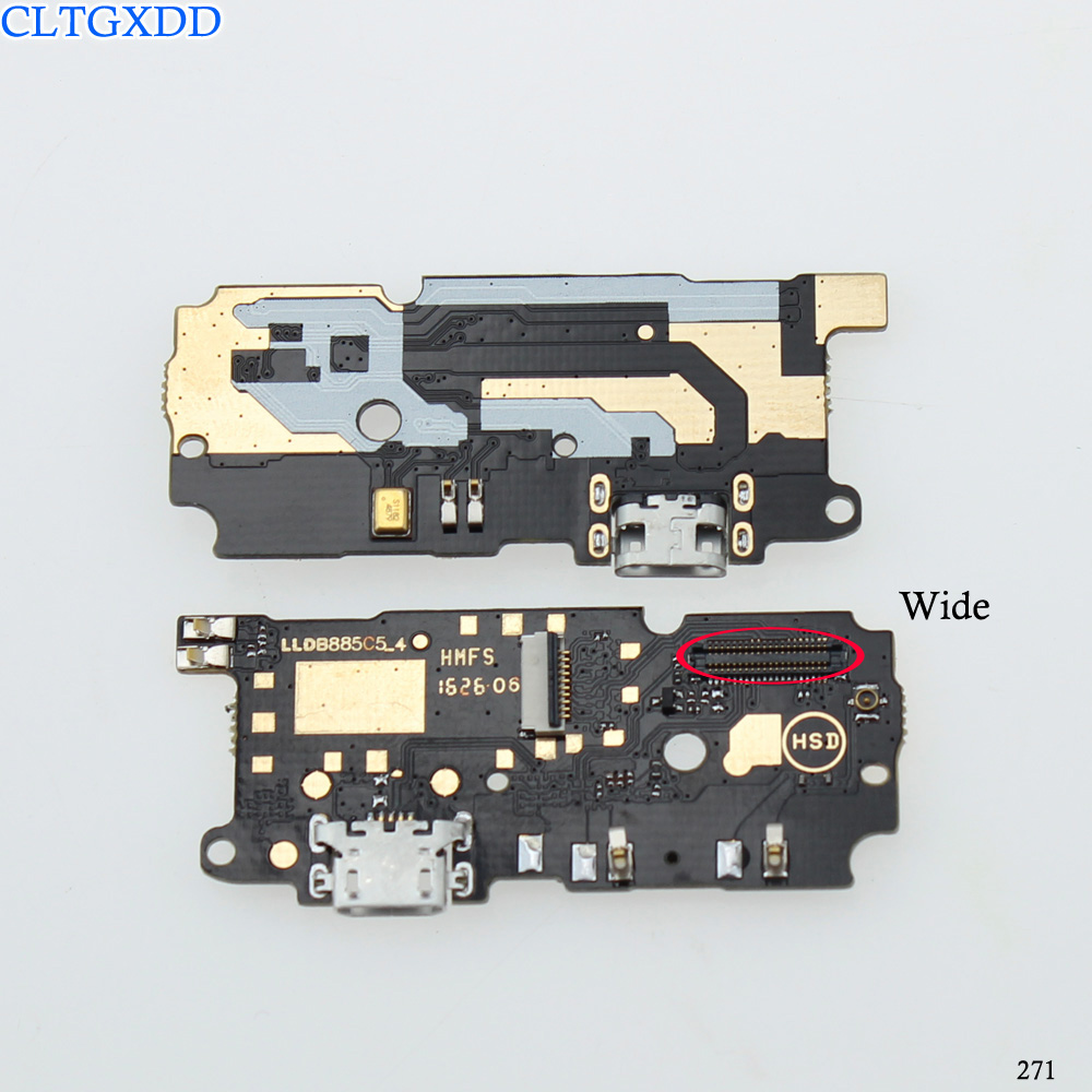 cltgxdd for xiaomi Redmi Note 4 Note4 MTK USB Charging Port Ribbon Flex Cable Micro USB Dock Connector Repair Spare Parts micro usb port magnetic adapter charger for android micro usb charging flex cable for smart phone