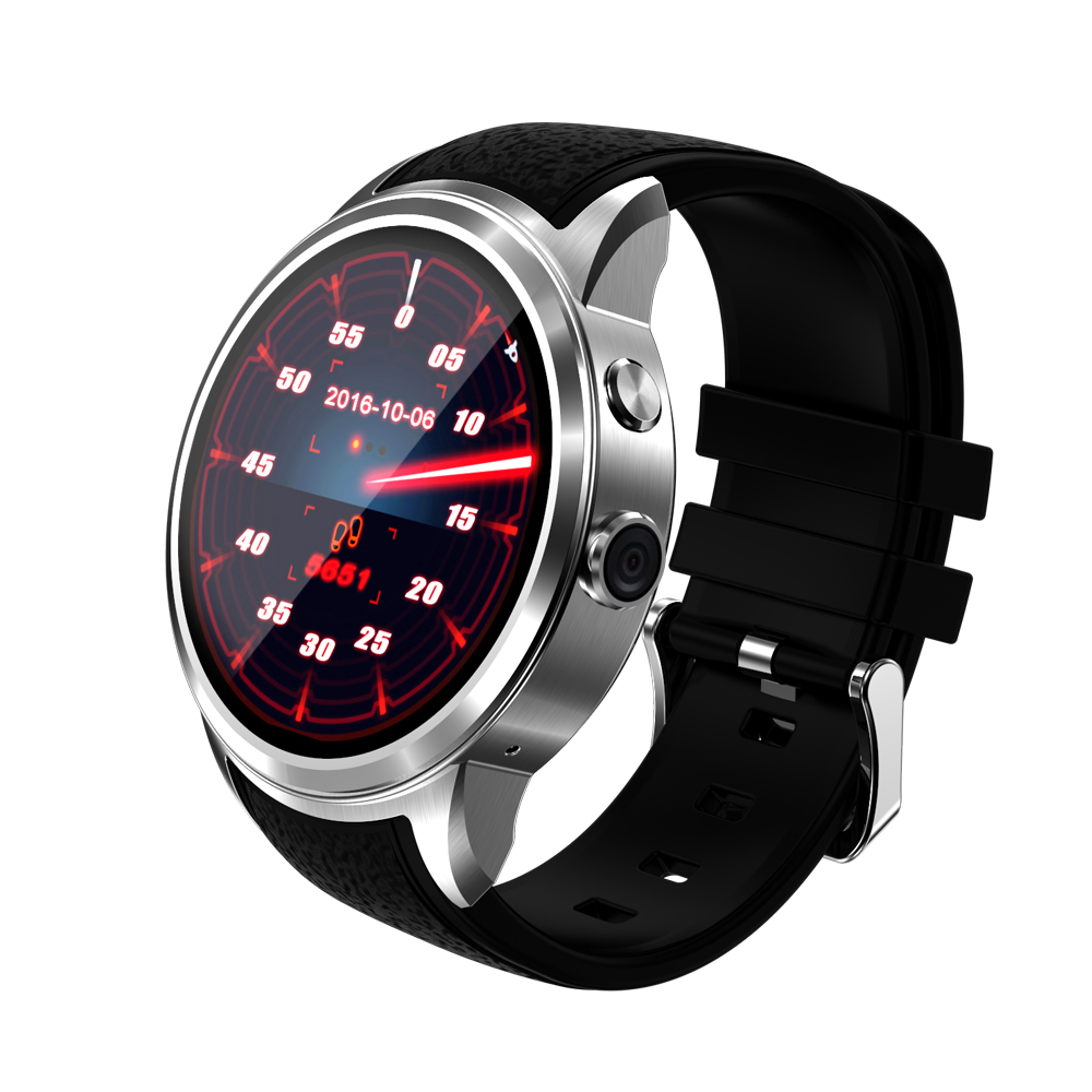 """2017 Best X200 NEW Android 5.1 OS Wrist Smart watch MTK6580 1.39"""" AMOLED Display 3G SIM Card 1G ..."""