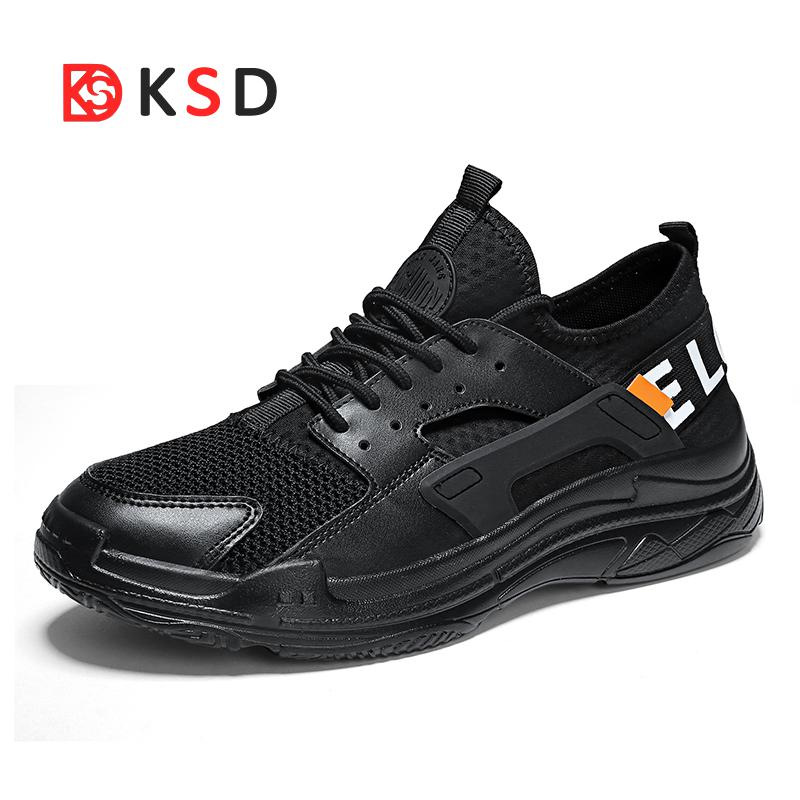 Men Running Shoes Outdoor Sneakers Lightweight Sneakers For Men Runner Sports Shoes Breathable Mesh Outdoor Jogging Shoes ...