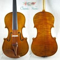 The Harrison 1693 Violin , Master model,Top Handmade Oil Varnish, No.1066. antique violin, Great setup,