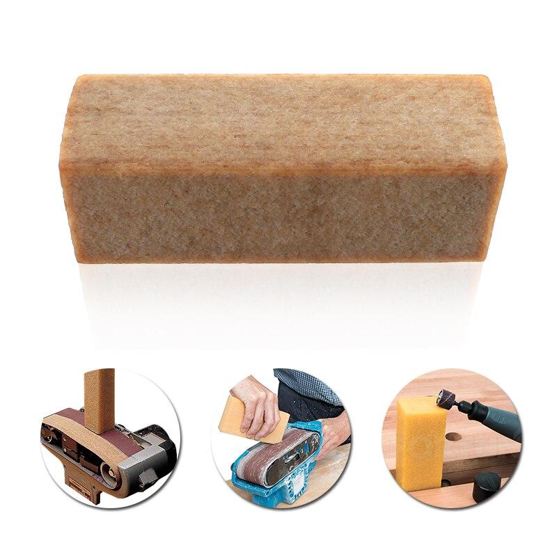 Sanding Belt Cleaner 150*50*50mm Abrasive Cleaning Stick Sandpaper Rubber Eraser For Cleaning Sanding Belt And Disc