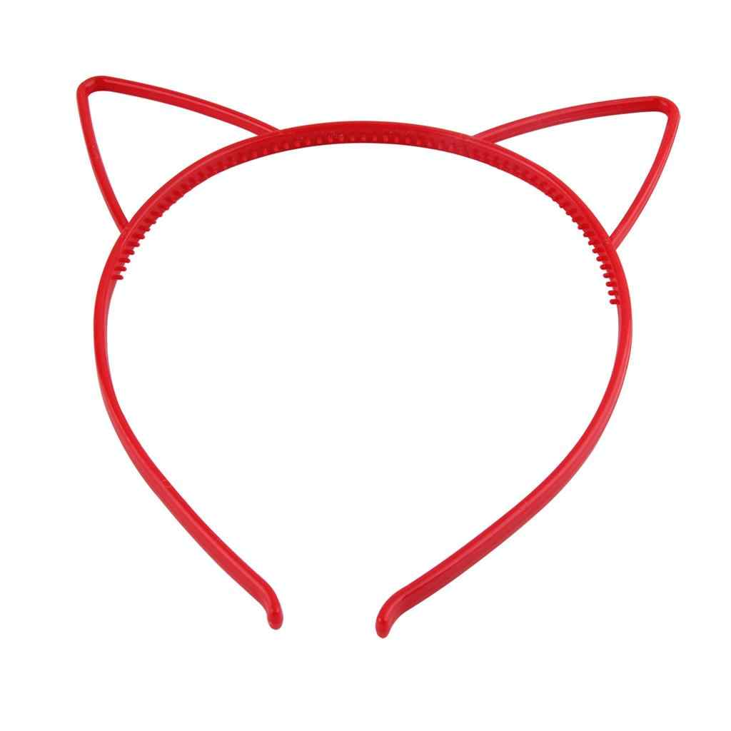 Детские вечерние реквизит пикантные черные сапоги кошачьи уши заколки для девочек леди стильное оголовье обруч для волос аксессуары для Женская повязка для волос Детская повязка на голову