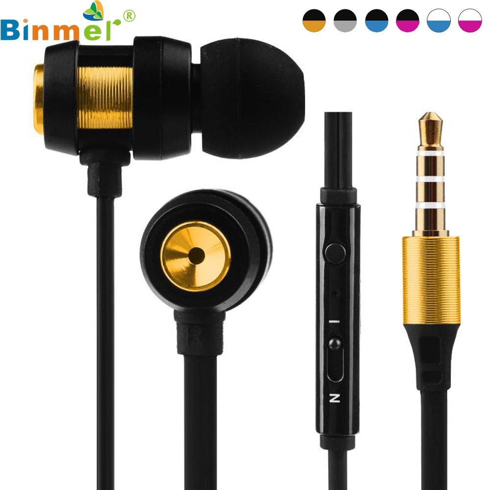 Factory price 1PC Super Bass Stereo In-Ear Earphone Sport Headset with Earphone Storage Bag Drop Shipping High Quality  factory price binmer 3 5mm super bass stereo in ear earphone fone de ouvido headset for tablet mp3 drop shipping wholesale