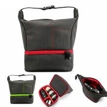 Фото камера DSLR камера водостойкая сумка дорожная сумка для камеры портативный чехол DSLR фото рюкзак фотографический