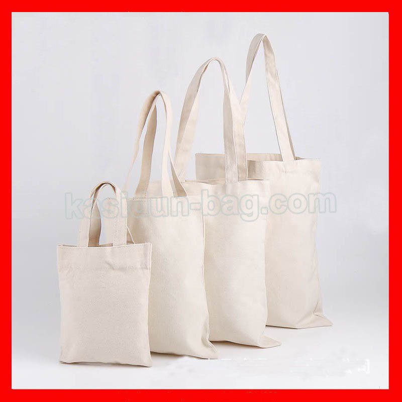 (50Pcs/Lot) Wholesale Blank Tote Cotton Shopping Bag
