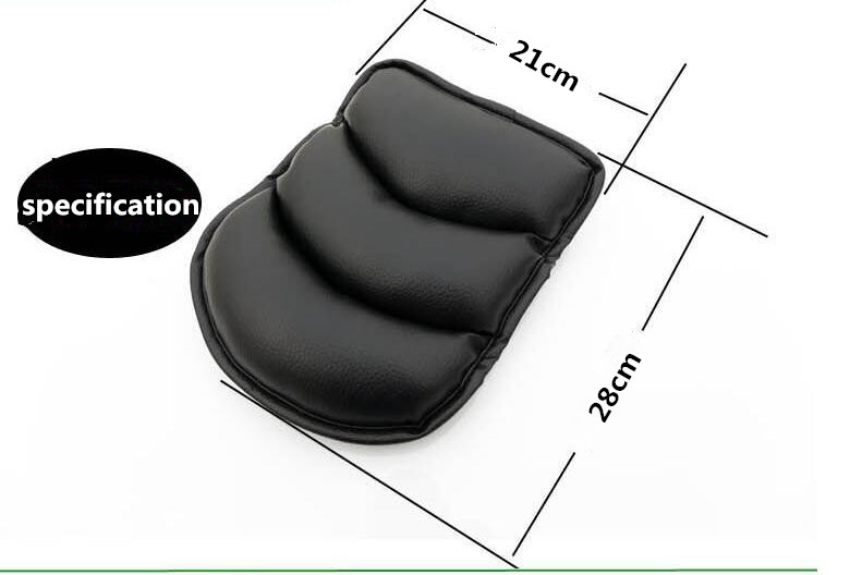 Car Styling Car Armrest Pad Protective Pad Mat For Mercedes Benzw203 W210 W204 W211 Clk C180 E200 C E S Cls Cla Slk A200 A180 Bright And Translucent In Appearance Exterior Accessories