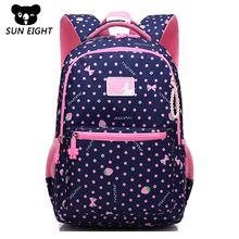 цена на Children School Bags set for Girls Boys Orthopedic Backpack Schoolbag kids Primary school Backpack Kids Satchel Mochila Infantil