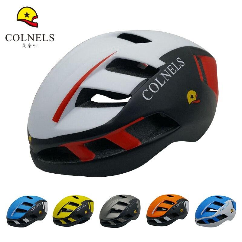 COLNELS Bicycle Helmets Casco Ciclismo C 888 Bike Helmet Men Matte Road Bike Cycling Helmets