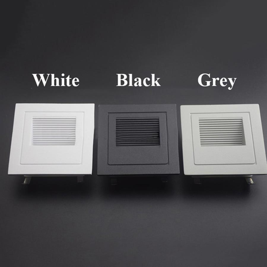 Lâmpadas de Parede ao ar Livre thrisdar 6 pcs 1 w Emitting Color : White, Warm White