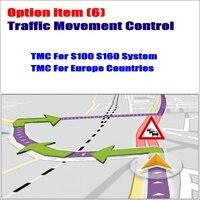 Вариант деталь автомобиля TMC (трафик сообщение канал) приемник Mini USB модуль/специально для S100 S150 Автомобильный мультимедийный Системы