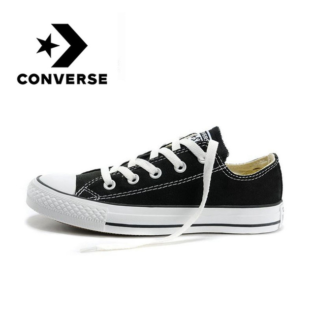 Converse Men and Women Skateboarding Shoes Outdoor Casual Classic Canvas Unisex Anti-Slippery Sneakers Low Top Sports Designer